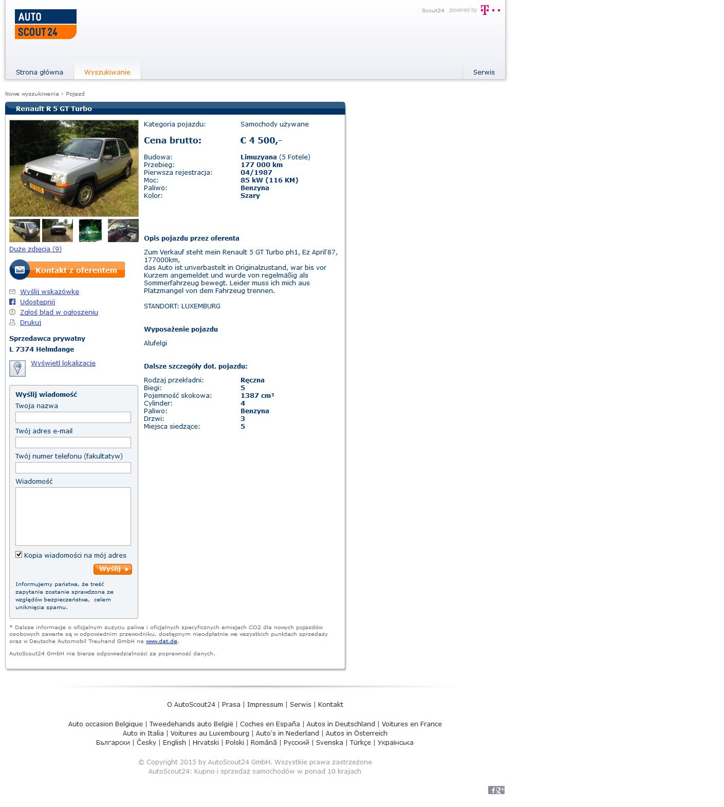 www.autoscout24.belgique